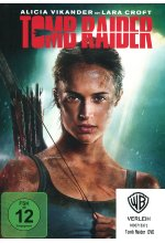 Tomb Raider DVD-Cover