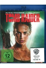 Tomb Raider Blu-ray-Cover