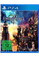 Kingdom Hearts III Cover