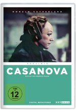 Fellini's Casanova - Digital Remastered DVD-Cover