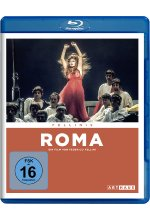 Fellinis Roma Blu-ray-Cover