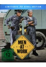 Men At Work (Limited FuturePak Steel Edition) Blu-ray-Cover
