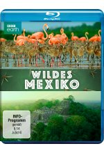 Wildes Mexiko  (BBC Earth) Blu-ray-Cover