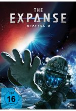 The Expanse - Staffel 2  [4 DVDs] DVD-Cover