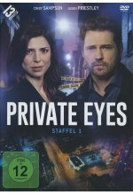 Private Eyes - Staffel 1  [3 DVDs] DVD-Cover