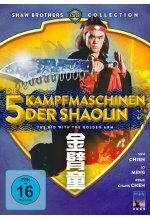 Die 5 Kampfmaschinen der Shaolin - The Kid With The Golden Arm  (Shaw Brothers Collection) (DVD) DVD-Cover