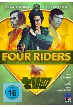 Four Riders (Shaw Brothers Collection) (DVD) DVD-Cover