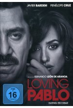 Loving Pablo DVD-Cover