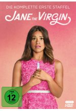 Jane the Virgin - Die komplette 1. Staffel  [5 DVDs] DVD-Cover