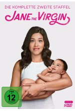 Jane the Virgin - Die komplette 2. Staffel  [5 DVDs] DVD-Cover