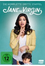 Jane the Virgin - Die komplette 3. Staffel  [5 DVDs] DVD-Cover