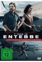 7 Tage in Entebbe DVD-Cover