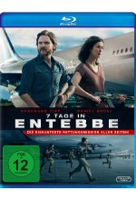 7 Tage in Entebbe Blu-ray-Cover