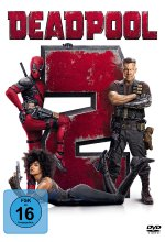 Deadpool 2 DVD-Cover