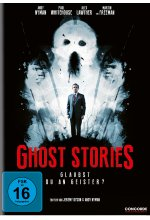 Ghost Stories DVD-Cover