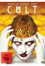 American Horror Story - Season 7 - Cult  [3 DVDs] DVD-Cover