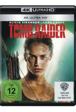 Tomb Raider  (4K Ultra HD) Cover