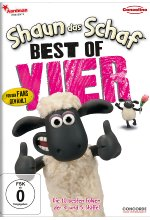 Shaun das Schaf - Best of Vier DVD-Cover