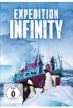 Expedition Infinity - Reise ans andere Ende der Welt DVD-Cover