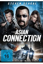 The Asian Connection DVD-Cover