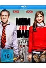 Mom and Dad Blu-ray-Cover