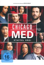 Chicago Med - Staffel 3  [5 DVDs] DVD-Cover
