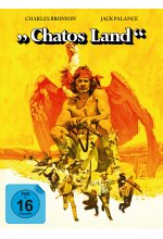 Chatos Land - 2-Disc Limited Collector's Edition im Mediabook  (+ DVD) Blu-ray-Cover