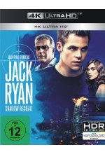 Jack Ryan - Shadow Recruit  (4K Ultra HD) Cover
