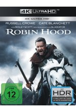 Robin Hood  (4K Ultra HD) Cover