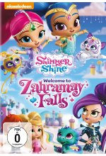 Shimmer and Shine - Willkommen in Zahramay Falls DVD-Cover