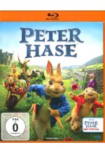 Peter Hase Blu-ray-Cover