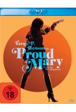 Proud Mary Blu-ray-Cover