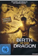 Birth of the Dragon DVD-Cover