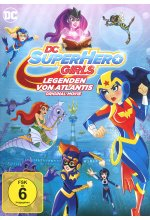 DC Super Hero Girls - Die Legenden von Atlantis DVD-Cover