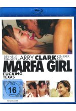 Marfa Girl - Fucking Texas Blu-ray-Cover