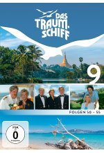 Das Traumschiff - Box 9  [3 DVDs] DVD-Cover