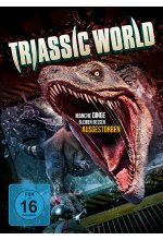 Triassic World - Some Things should remain extinct DVD-Cover
