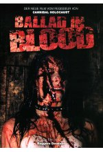 Ballad in Blood - 2-Disc Uncut Mediabook Edition (Blu-ray + DVD) - Limitiert auf 222 Stück, Cover A Blu-ray-Cover