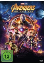 Marvel's The Avengers - Infinity War DVD-Cover