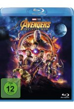 Marvel's The Avengers - Infinity War Blu-ray-Cover