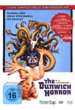 The Dunwich Horror - 4-Disc Limited Collector's Edition Nr.18 (Blu-ray + DVD + 2 Audio CDs) -  Limitiertes Mediabook auf Blu-ray-Cover