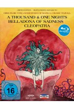 A Thousand & One Nights, Cleopatra, Belladonna of Sadness (OmU) [3 BRs] Blu-ray-Cover