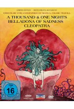 A Thousand & One Nights, Cleopatra, Belladonna of Sadness (OmU) [3 DVDs] DVD-Cover