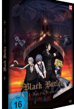 Black Butler: Book of the Atlantic DVD-Cover