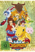 Digimon Data Squad - Volume 1: Episode 01-16 im Sammelschuber  [3 DVDs] DVD-Cover