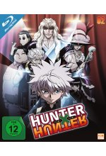HUNTER x HUNTER - Volume 2: Episode 14-26 - Limited Edition  [2 BRs] <br> Blu-ray-Cover