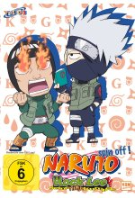 Naruto Spin-Off! - Rock Lee und seine Ninja Kumpels - Volume 3: Episode 27-39   [3 DVDs] DVD-Cover