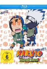 Naruto Spin-Off! - Rock Lee und seine Ninja Kumpels - Volume 3: Episode 27-39   [2 BRs] Blu-ray-Cover