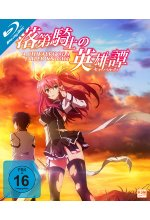 A Chivalry of a Failed Knight - Complete Edition (12 Folgen)  [3 BRs] Blu-ray-Cover