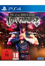 Fist of the North Star: Lost Paradise Cover